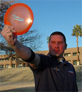 Interview With Disc Golf Champ Avery Jenkins From 2010 Allen & Ginter 1
