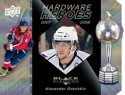 2010-11 Upper Deck Black Diamond Hockey 3