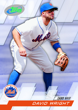David Wright, Ryan Kalish, J.P. Arencibia Highlight This Week's 2010 eTopps Releases 1