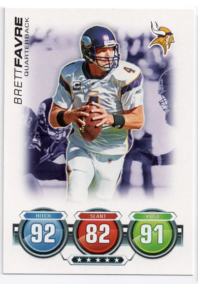 2010 Topps Attax Football Review 3