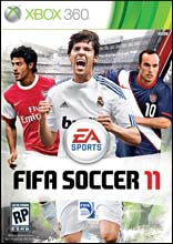 EA Sports Tabs Landon Donovan, Kaka, Vela As FIFA Soccer 2011 Cover Athletes 1
