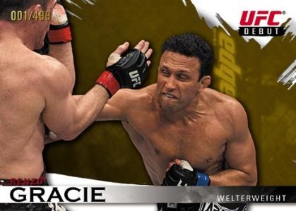 2010 Topps UFC Knockout 5