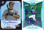 Top 50 Bowman Chrome Baseball Autographs Of All-Time 5