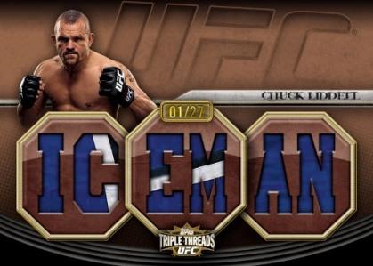 2010 Topps UFC Knockout 9