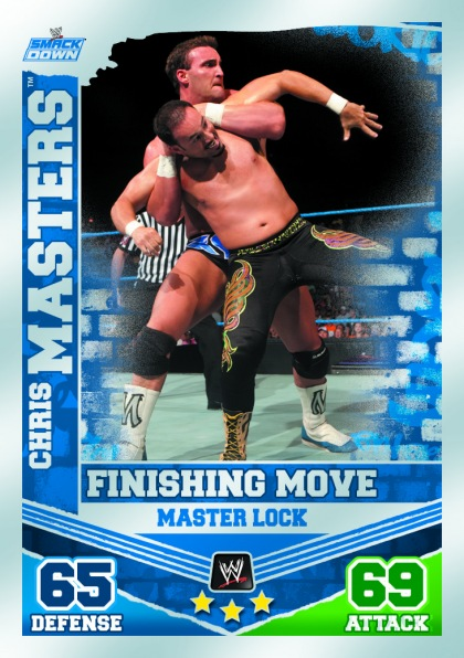 2010 Topps WWE Slam Attax Mayhem 4