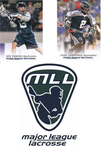2010 Upper Deck MLL Lacrosse 1