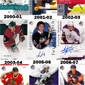 Hockey Card Design Evolution: SP Authentic Future Watch Rookie Card