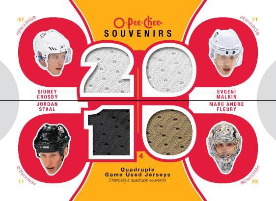 2010-11 O-Pee-Chee Hockey 4