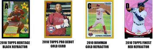 2010 Baseball Card Trivia 2