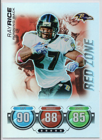 2010 Topps Attax Football Review 9