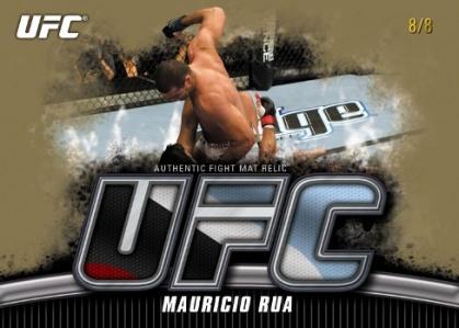 2010 Topps UFC Knockout 11