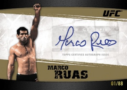 2010 Topps UFC Knockout 12