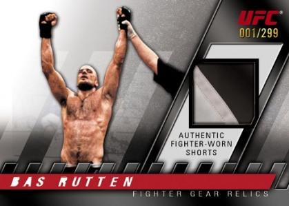 2010 Topps UFC Knockout 13