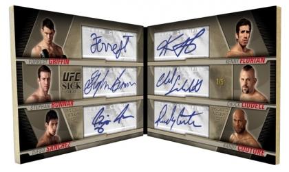 2010 Topps UFC Knockout 14