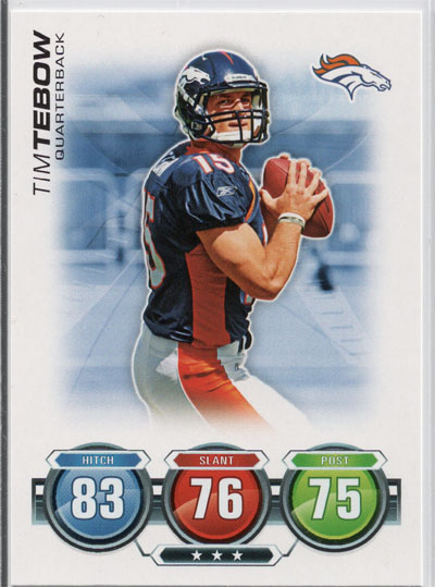 2010 Topps Attax Football Review 6