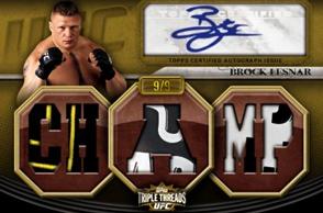 2010 Topps UFC Knockout 18