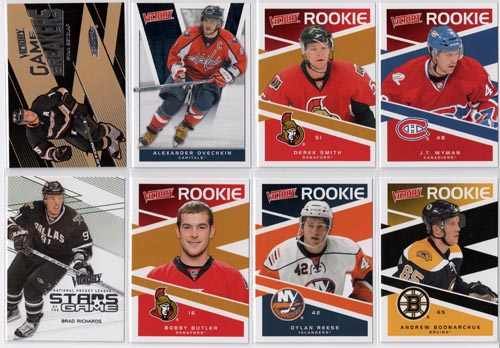 2010-11 Upper Deck Victory Hockey Review 1