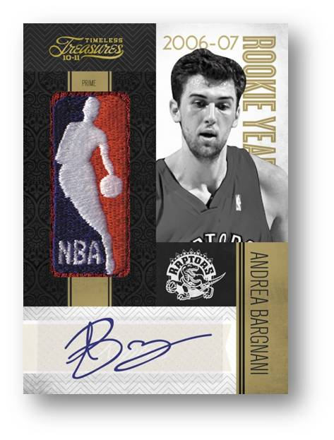 2010-11 Panini Timeless Treasures Basketball 3