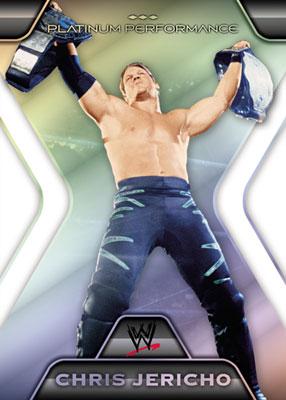 2010 Topps WWE Platinum Wrestling  8
