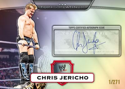 2010 Topps WWE Platinum Wrestling  1