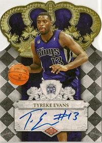 Tyreke Evans Rookie Card Guide 5