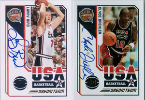 Panini Dream Team Basketball Card Guide 5