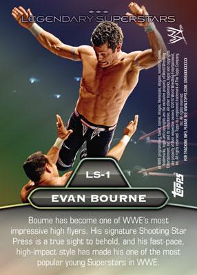 2010 Topps WWE Platinum Wrestling  6