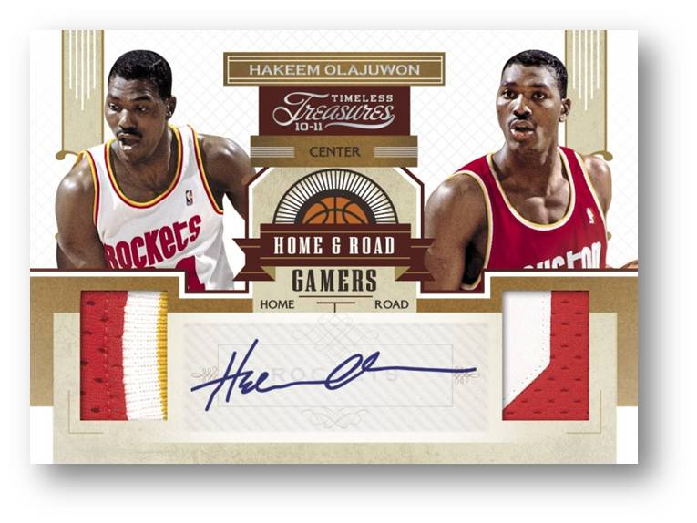 2010-11 Panini Timeless Treasures Basketball 4