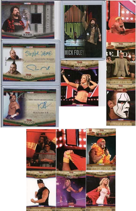 2010 TriStar TNA Icons Review 1