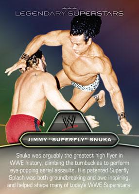 2010 Topps WWE Platinum Wrestling  7