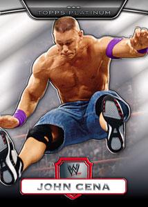 2010 Topps WWE Platinum Wrestling  3
