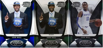 John Wall National Convention Exclusive Cards Offer Collectors a Pair of Hidden Gems 1