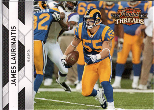 2010 Panini Threads Football Review 13