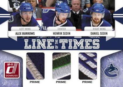 2010-11 Donruss Hockey 5