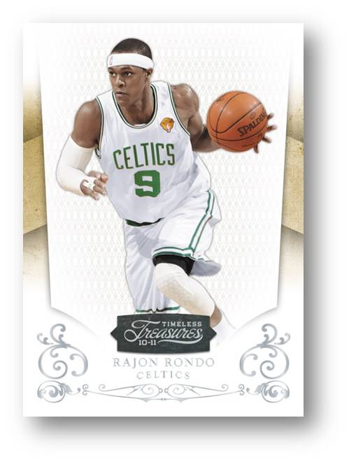 2010-11 Panini Timeless Treasures Basketball 6