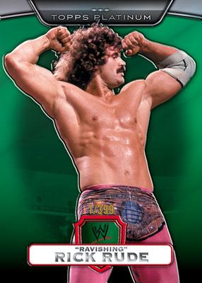 2010 Topps WWE Platinum Wrestling  5