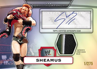 2010 Topps WWE Platinum Wrestling  2