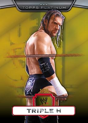 2010 Topps WWE Platinum Wrestling  4