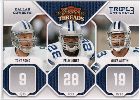 2010 Panini Threads Football Review 12