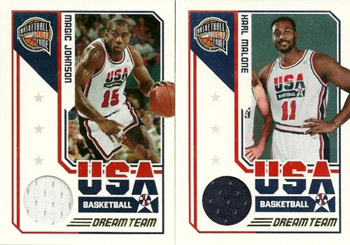 Panini Dream Team Basketball Card Guide 3