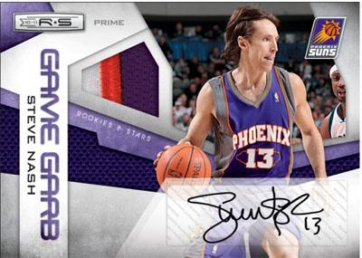 2010-11 Rookies & Stars Basketball 3
