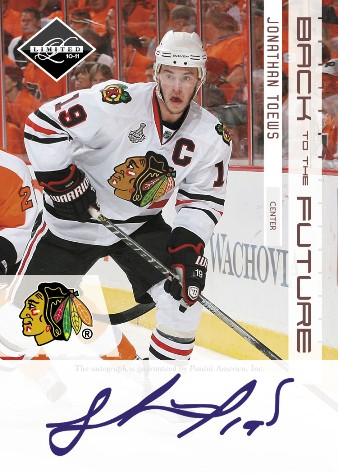 2010-11 Limited Hockey 5
