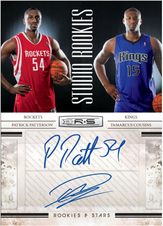 2010-11 Rookies & Stars Longevity Basketball  1