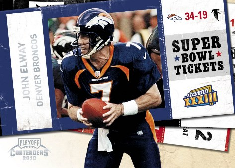 2010 Playoff Contenders Football 4