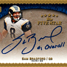 2010 Topps Five Star Football 1