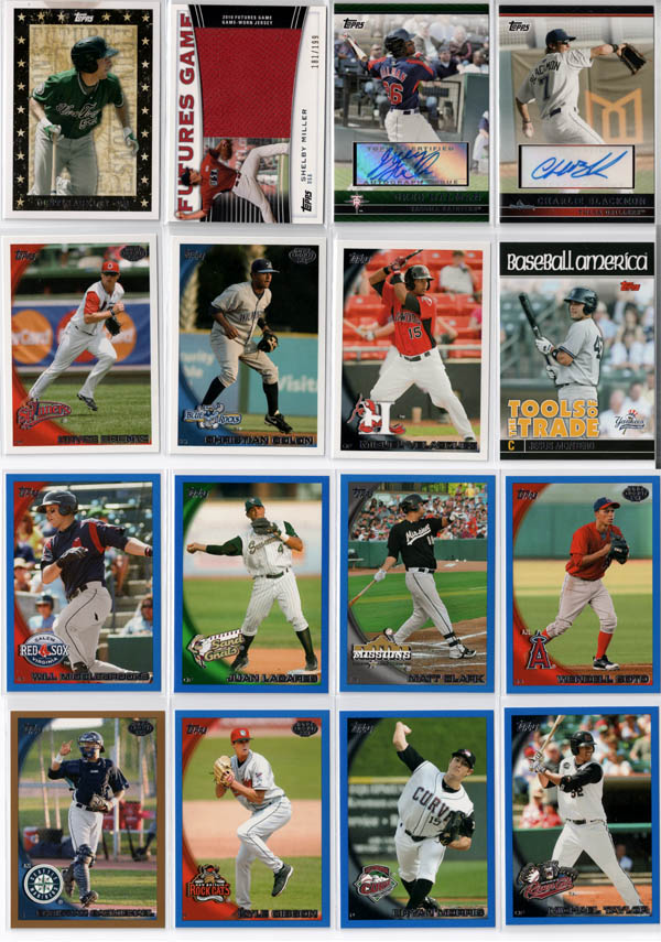 2010 Topps Pro Debut Series 2 Review 1