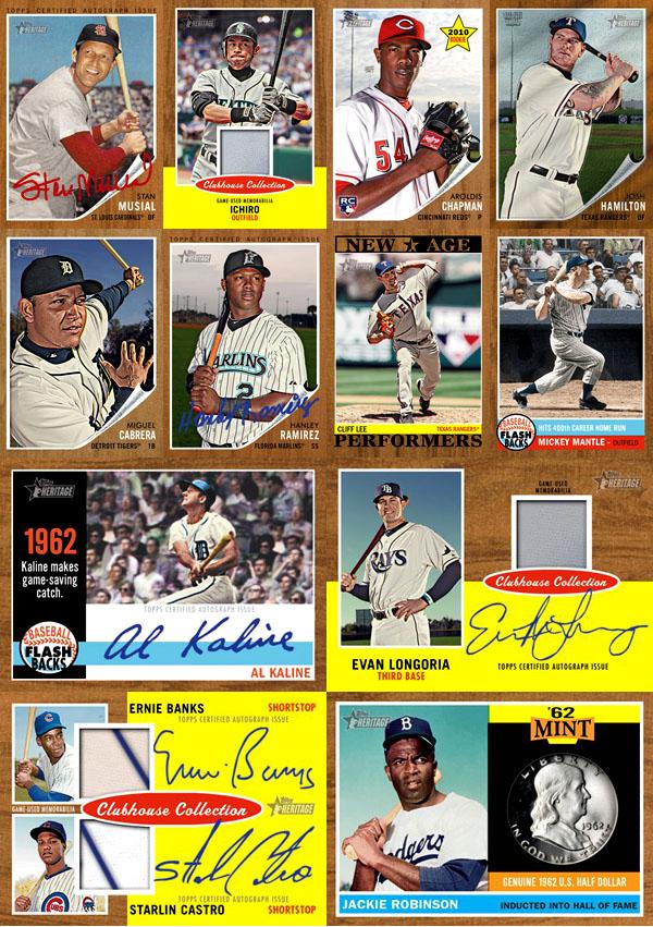 2011 Topps Heritage Baseball 26
