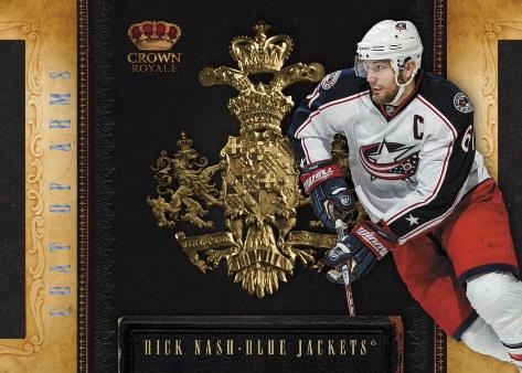 2010-11 Crown Royale Hockey 9