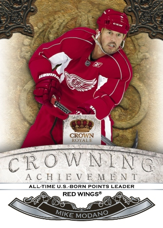2010-11 Crown Royale Hockey 8