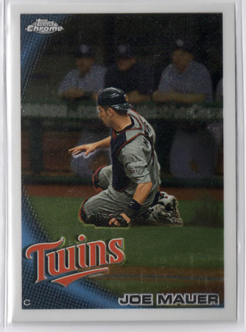 2010 Topps Chrome Baseball Review 14